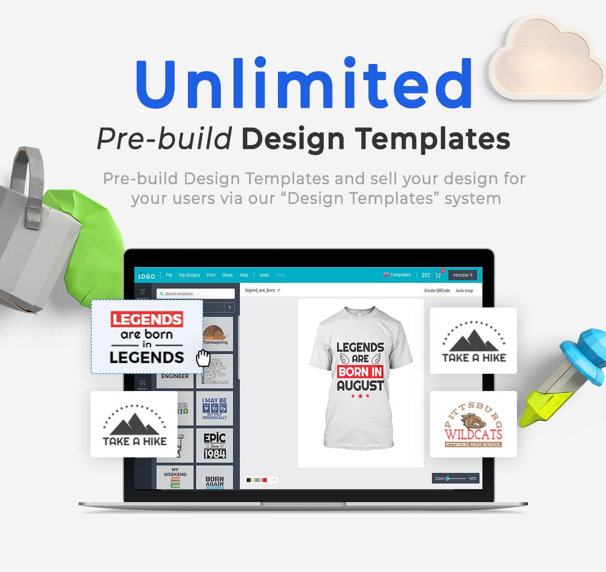 Product Designer for WooCommerce WordPress | Lumise - 15