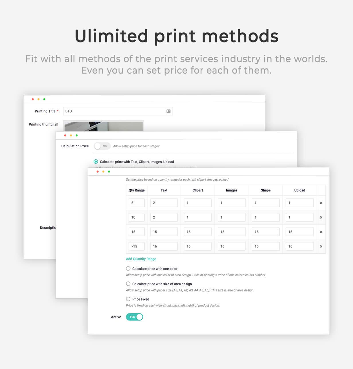 Product Designer for WooCommerce WordPress | Lumise - 19