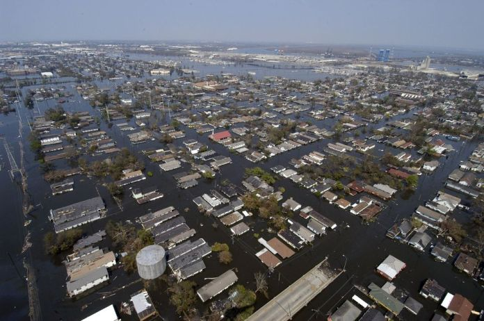 Two years after catastrophic floods, eastern Canada is once again hit by bad weather.