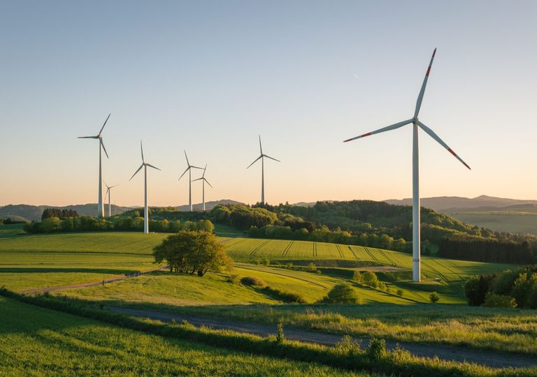 climate change, carbon, gas, wind