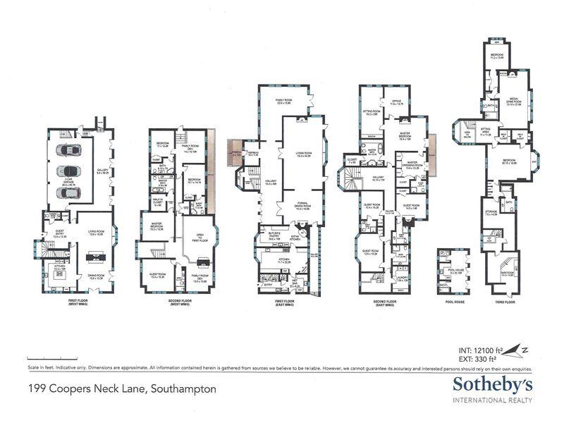 Turn of the Century Atterbury Estate, Southampton NY
