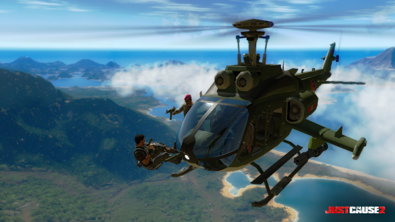 Just Cause 2 - Play it on SHIELD with GeForce NOW!
