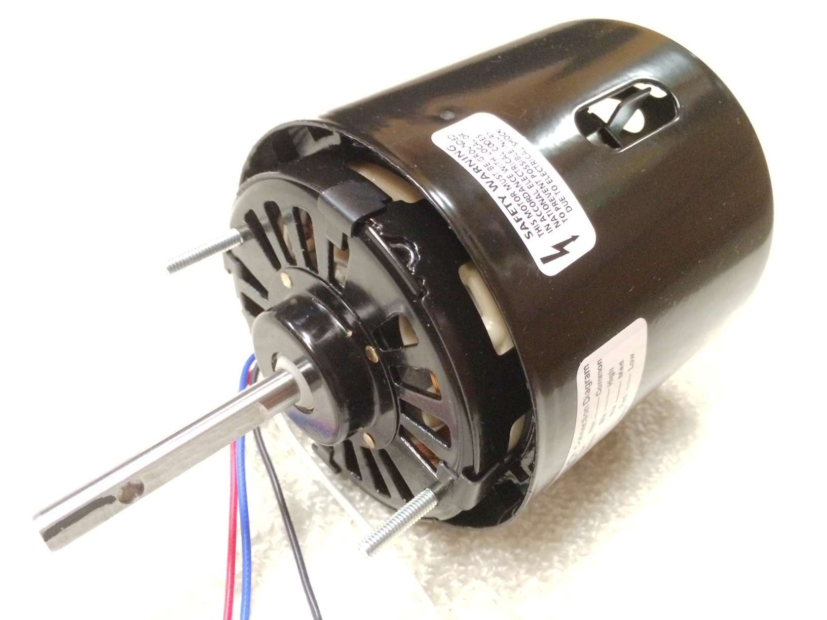 hight resolution of buck stove three speed blower motor for 26000 27000 28000 models furnace fan motor wiring fireplace insert fan motor wiring diagram