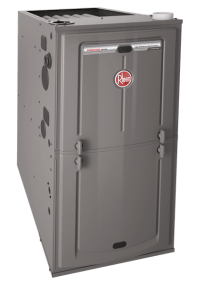 The R96V Prestige Series Rheem Gas Furnace