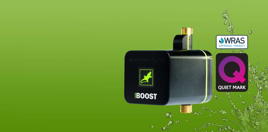 Mains Pressure booster