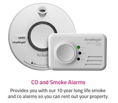 COSmoke - Portable Appliance Test (PAT)