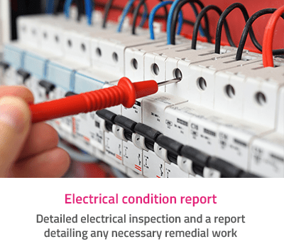 EICR - Electrical engineers – Pay by time