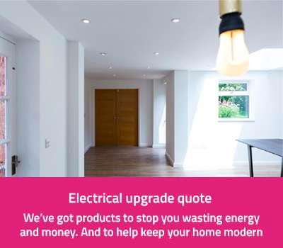 ElecUpgHov - Electrical upgrade quote