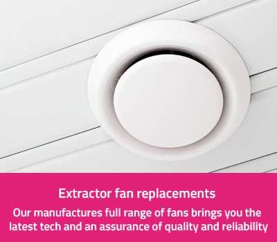 ExtFanRepHov - One off electrical repair