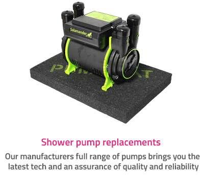 ShoPumRep - Mains pressure booster