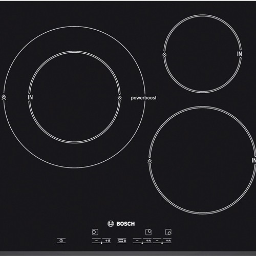 Placa Induccin Bosch PIS651E01E parpadea y da error