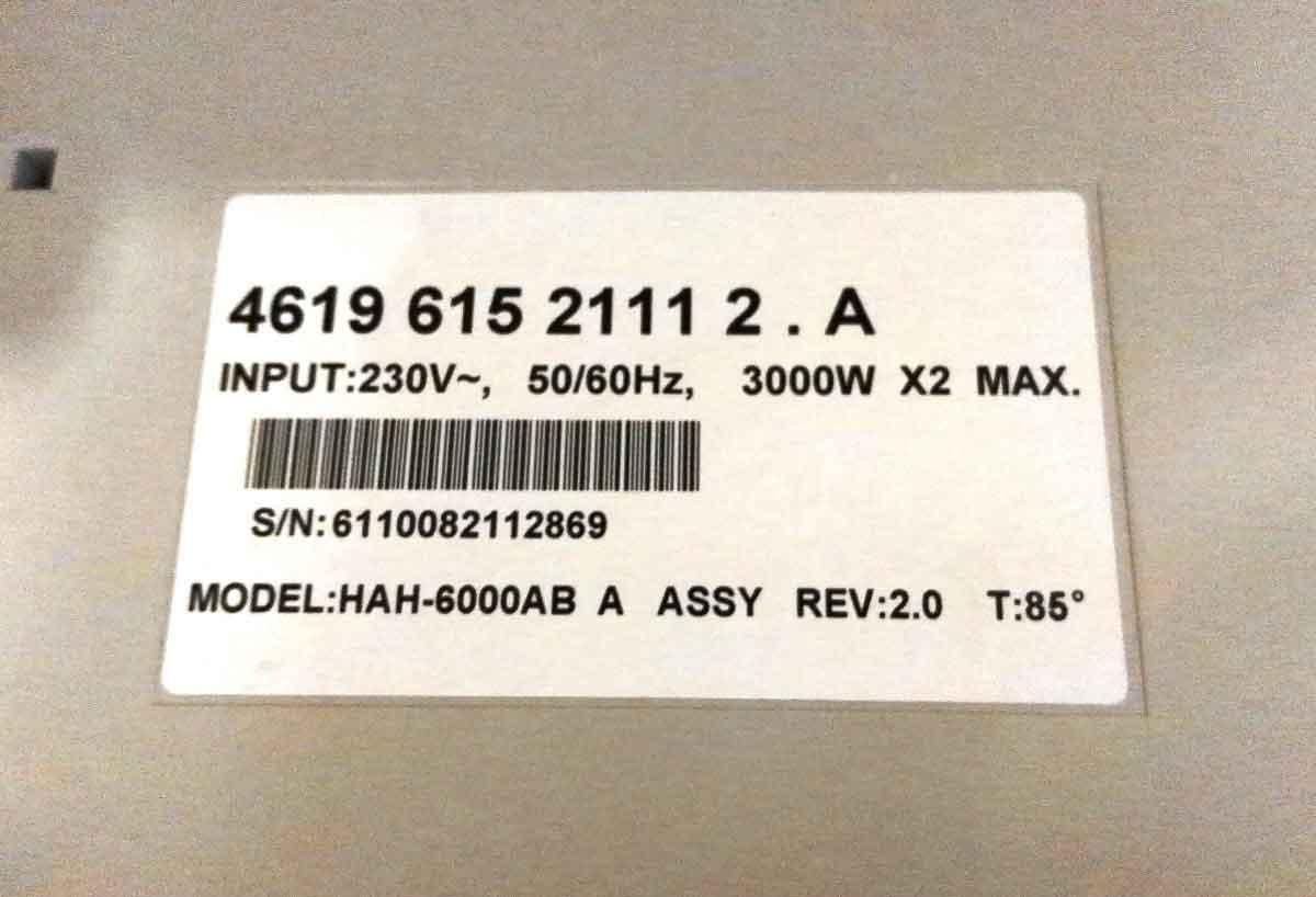 Placa induccin IKEA HAH6000AB error F47  Servicio