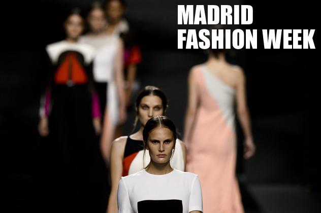 Resultado de imagen de semana de la moda madrid