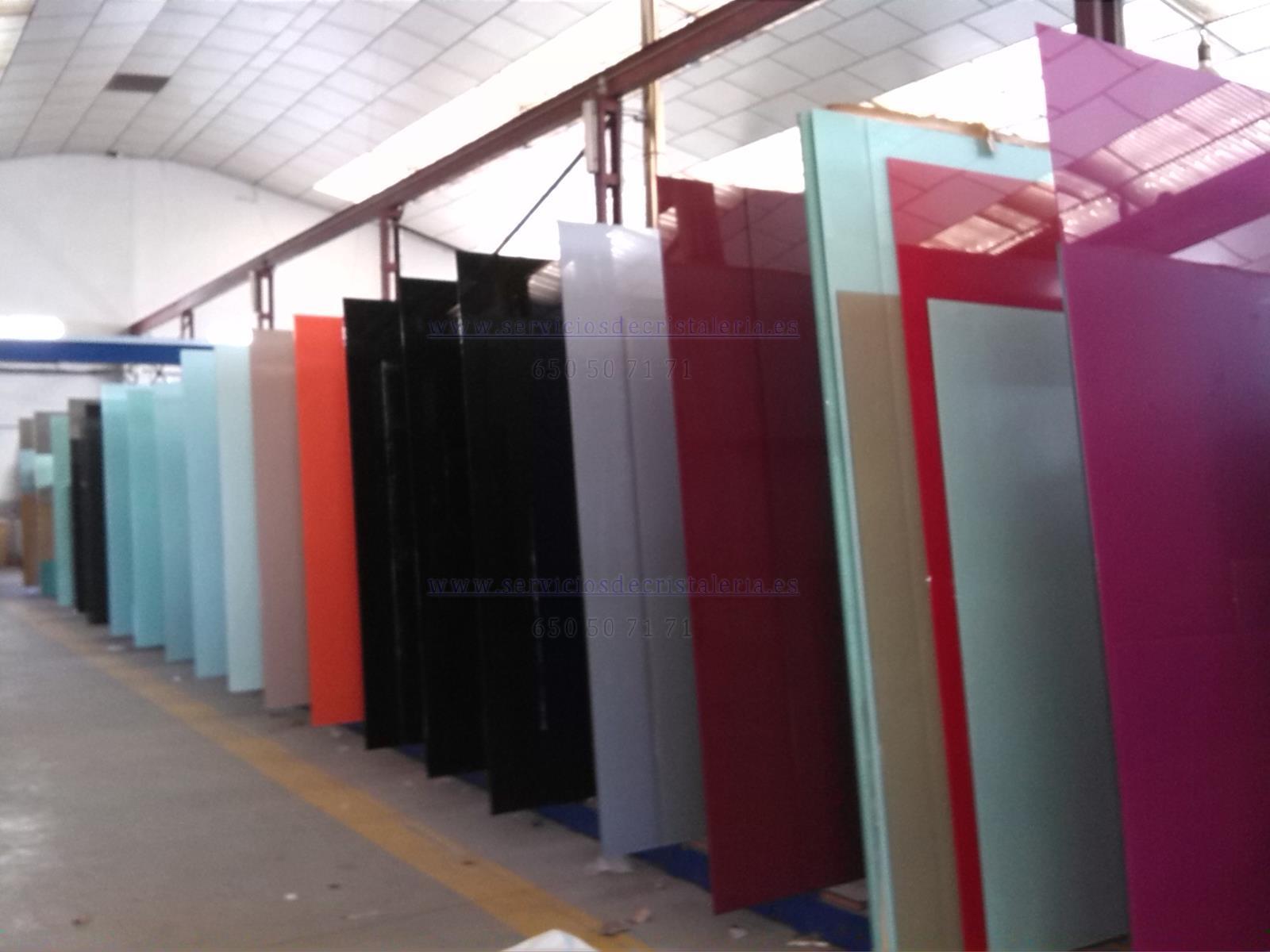 Tipos de cristal y colores  Servicios de Cristalera