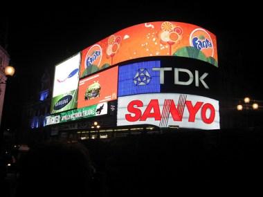 Publicidad en Central Telefónica