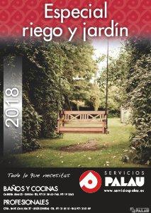 Catálogo Especial Riego y Jardín 2018