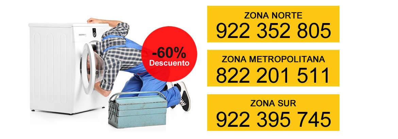 Técnico de electrodomésticos Tenerife