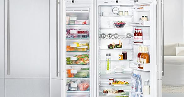 servicio técnico neveras liebherr congeladores Arcones vinotecas,