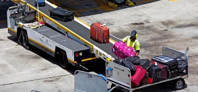 Manipulant bagaje Aeroport Otopeni