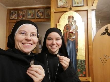"""1º aniversario de fundación de la comunidad """"Nuestra Señora de Siberia"""" en la ciudad de Nizhnevartovsk, Rusia"""