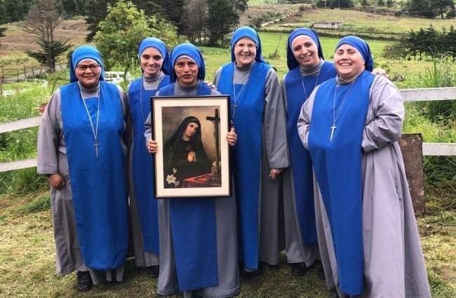 Nueva Fundación Monasterio Ecuador