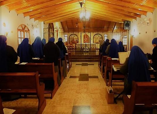 Comunidad contemplativa Santa Teresa de los Andes en San Rafael, Argentina