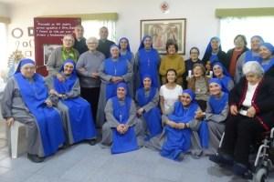 inauguró la casa dedicada al cuidado de papás de religiosos