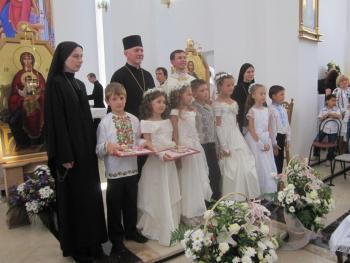 Parroquias - Catecismo