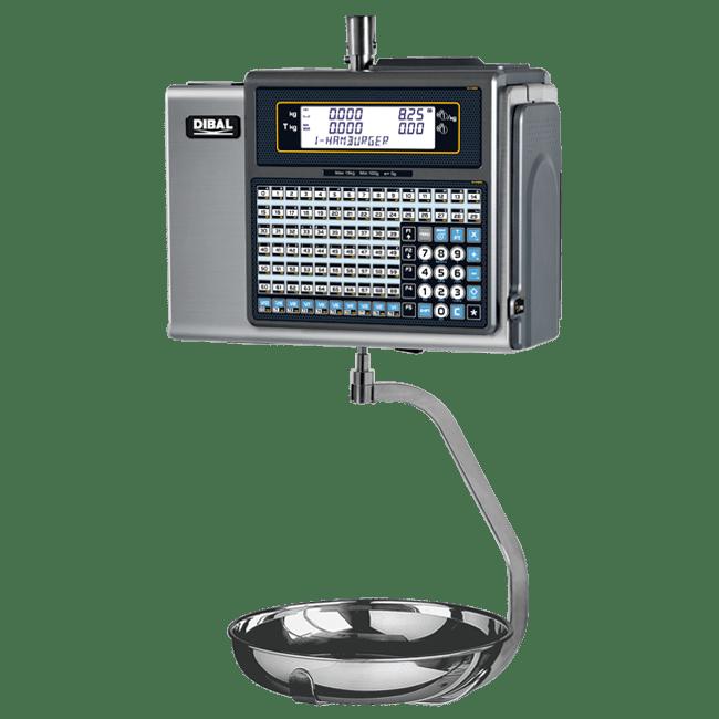 Balances electròniques penjants sèrie Mistral