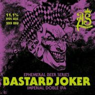 Cervesa Artesana As Bastard Joker - Imperial Doble Ipa