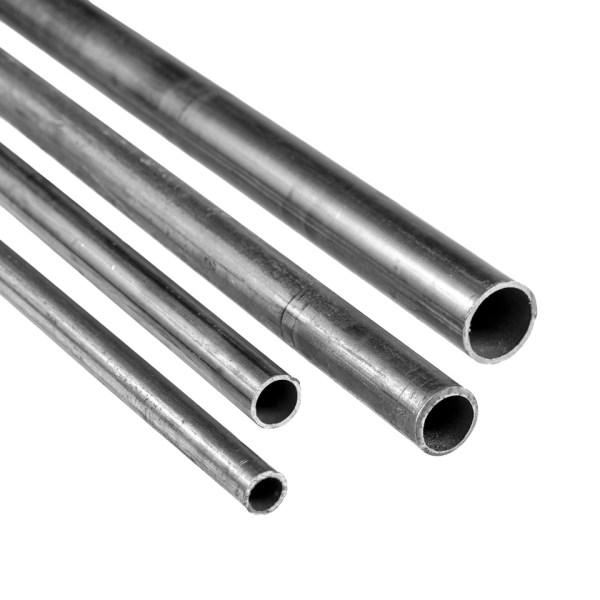 tubo industrial redondo, construcción