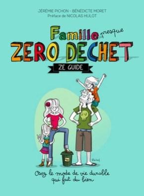 Livre Famille zéro déchet