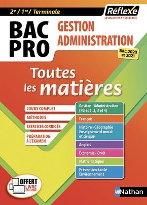 Sujet Bac Pro Gestion Administration 2017 : sujet, gestion, administration, Gestion, Administration, (2ème/1ère/terminale), Toutes, Les..., Librairie, Eyrolles