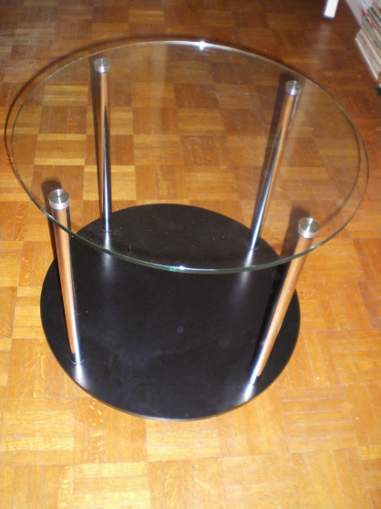 Table Basse Jardin La Foirfouille   Ifmore