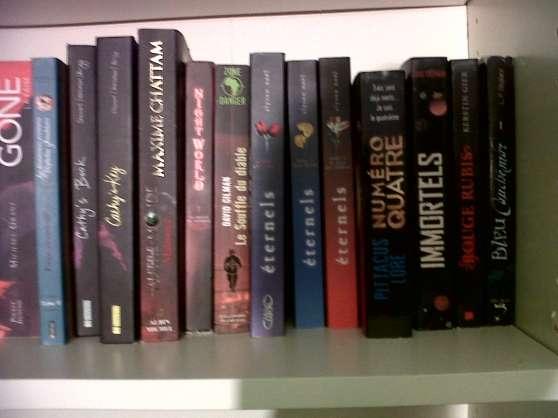 Livres pour adolescent fantastique SF  Romainville
