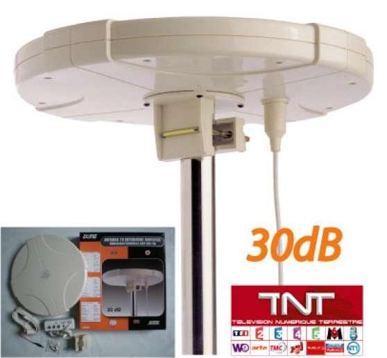 antenne tv tnt omnidirectionnelle 30db