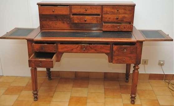 bureau style louis philippe en noyer et meubles decoration meuble a tours reference meu meu bur petite annonce gratuite marche fr