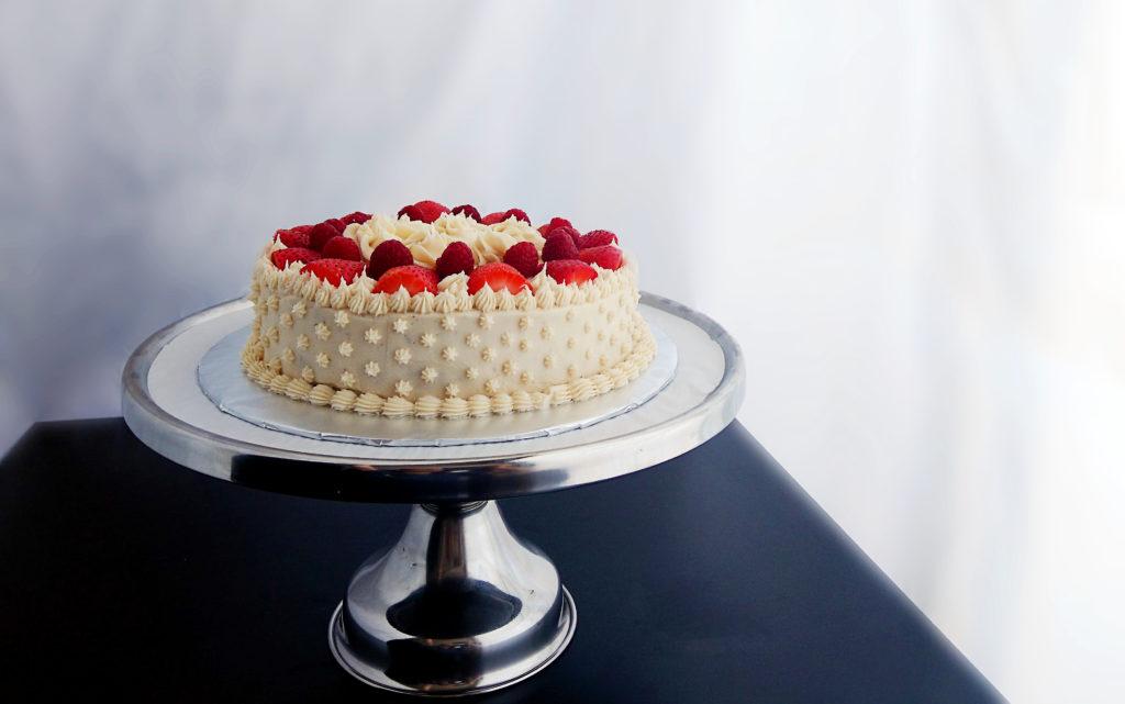Vegan Chocolate Layer Cake Recipe