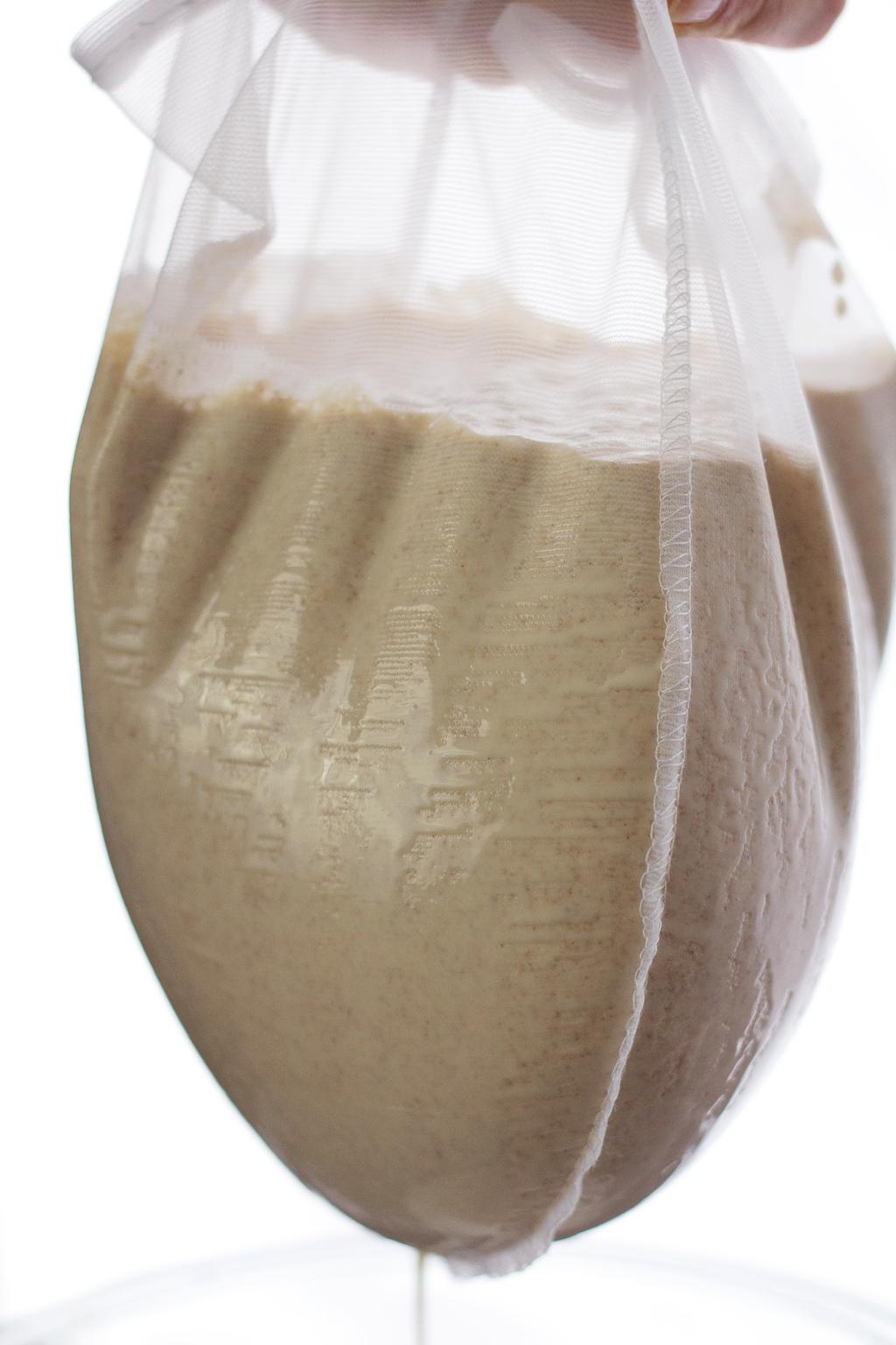 How to Make Nut Milk with Vitamix Cashew  Almond Milk