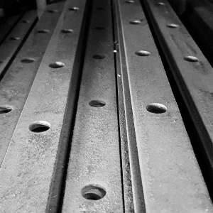 Planchuela perforada redonda - Serviprod