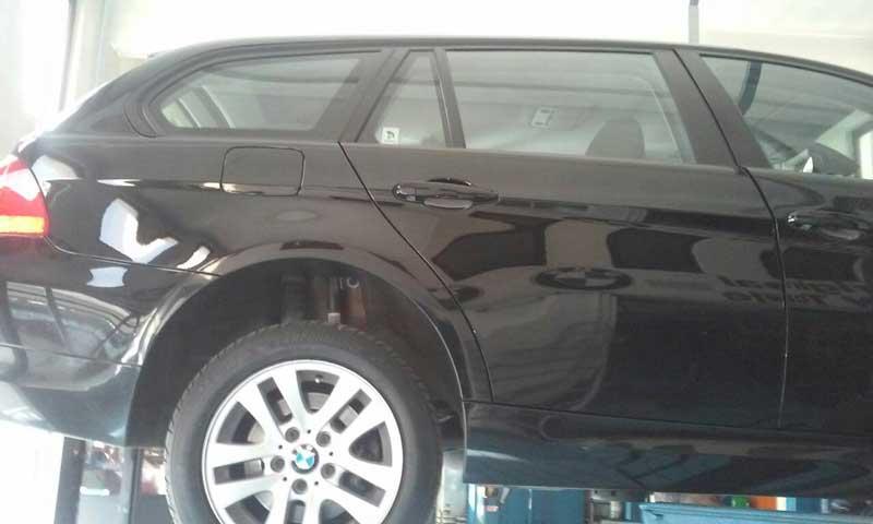 BMW E91 - zamena kvacila