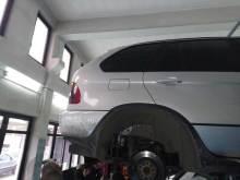 BMW X5 - Silen blokovi