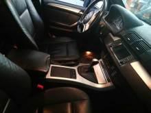 BMW X5 - Rucna kocnica 09