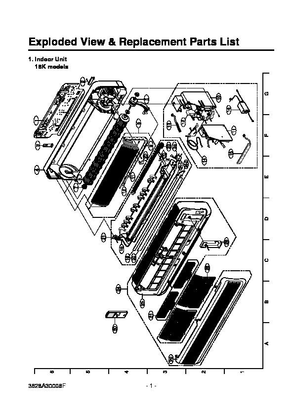 LG LS-K1860HL Service Manual — View online or Download
