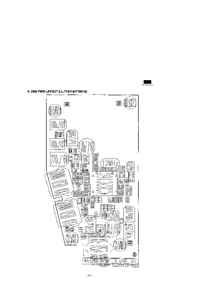 Sharp LL-T1511A (SERV.MAN11) Service Manual — View online