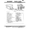 Sharp Printer Service Manuals and Schematics — repair