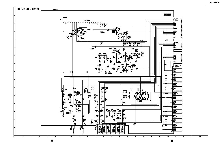 Sharp LC-20E1E (SERV.MAN14) User Guide / Operation Manual