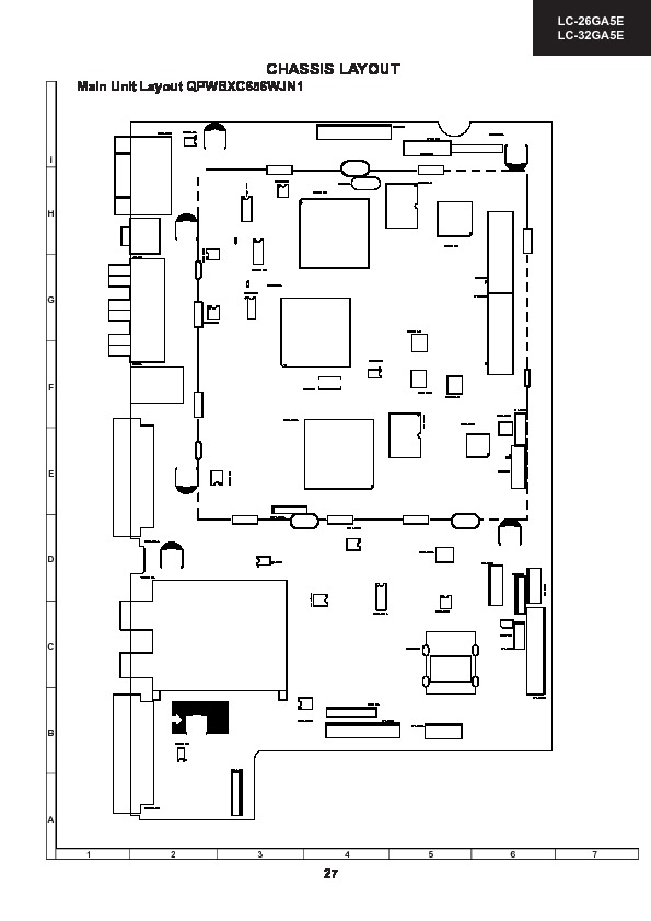 Sharp LC-32GA5E (SERV.MAN10) Service Manual — View online