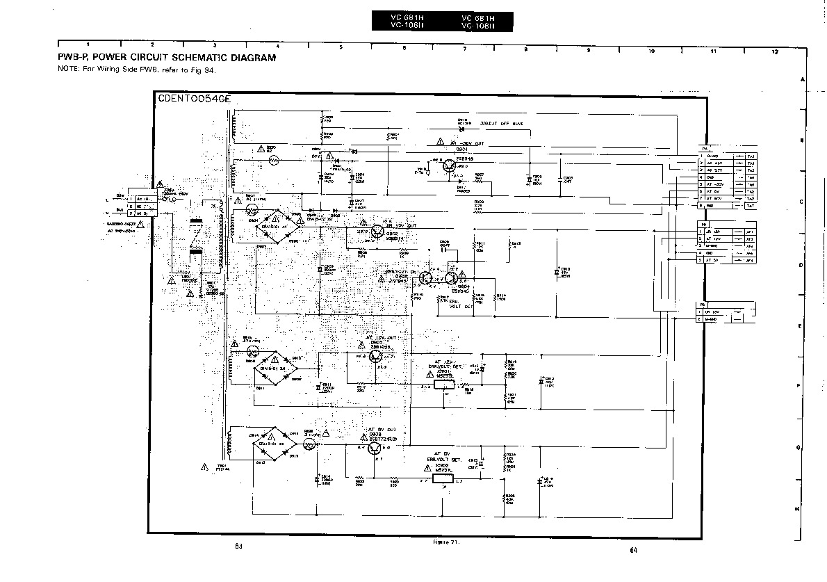 Vcr Wiring Diagram