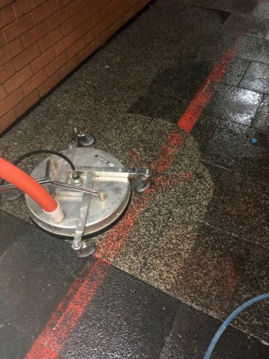 commercial pressure cleaning perth